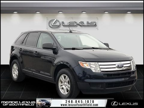 Pre-Owned 2009 Ford Edge