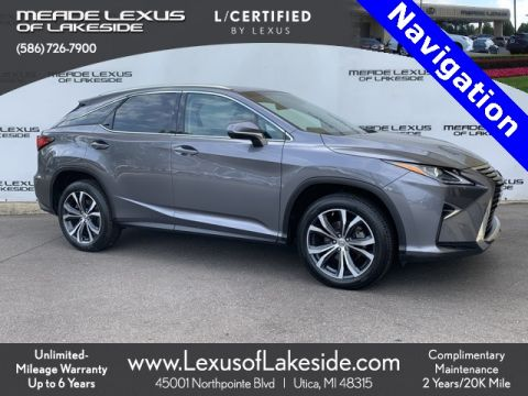 Used Vehicles in Stock | Meade Lexus of Southfield