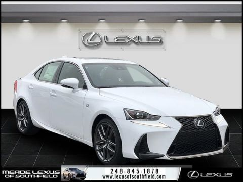 2020 Lexus IS